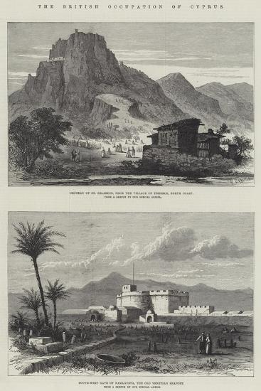 The British Occupation of Cyprus--Giclee Print
