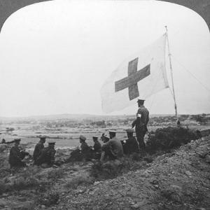 The British Red Cross in the Field, Ready for its Errand of Mercy, World War I, C1914-C1918