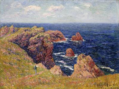 The Brittany Coast--Giclee Print