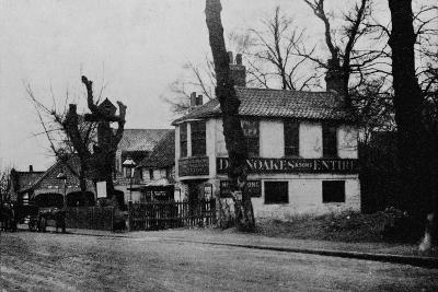 The Brockley Jack Inn, c1912, (1912)--Photographic Print