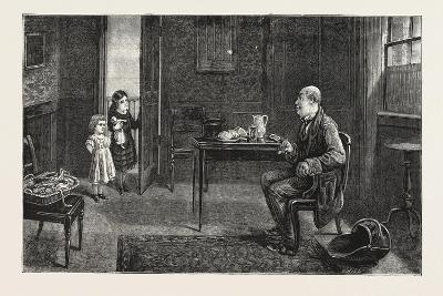 The Broker's Man. from the Picture by Alfred Dixon--Giclee Print