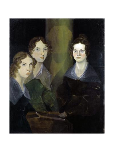 The Bronte Sisters-Patrick Branwell Bronte-Giclee Print