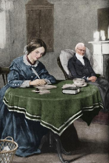 'The Brontes - Words Inspired By Hope That Won Renown', c1925-Unknown-Giclee Print
