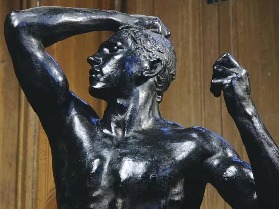 The Bronze Age, 1876-Auguste Rodin-Giclee Print