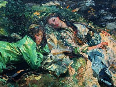 The Brook-John Singer Sargent-Giclee Print