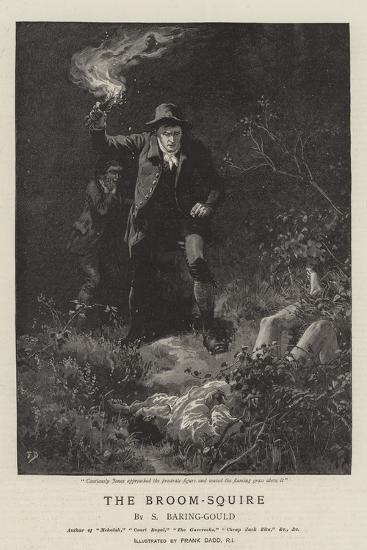 The Broom-Squire-Frank Dadd-Giclee Print