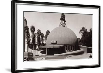 The Brown Derby, Los Angeles, California, 1932