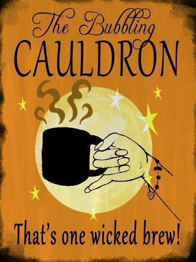 The Bubbling Cauldron-Valarie Wade-Giclee Print