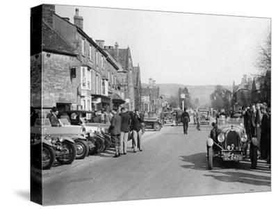 The Bugatti Owners Club at Broadway, Hereford and Worcester