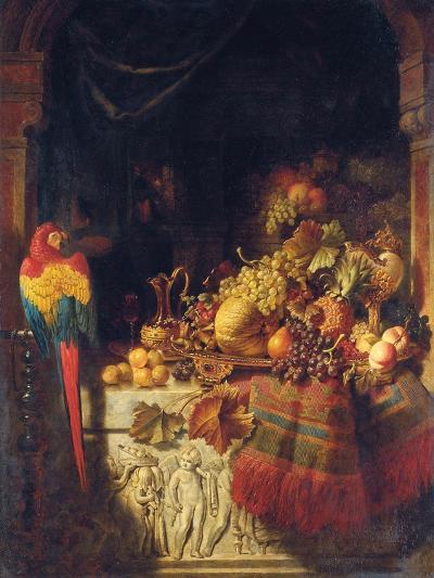 The Burgomaster's Dessert, 1860-George Lance-Giclee Print