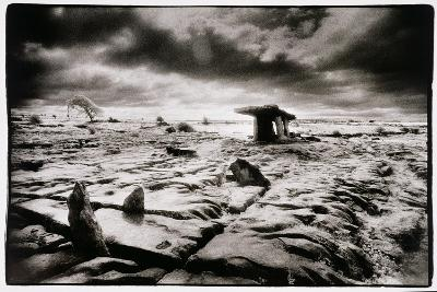 The Burren, Co. Clare, Ireland-Simon Marsden-Giclee Print