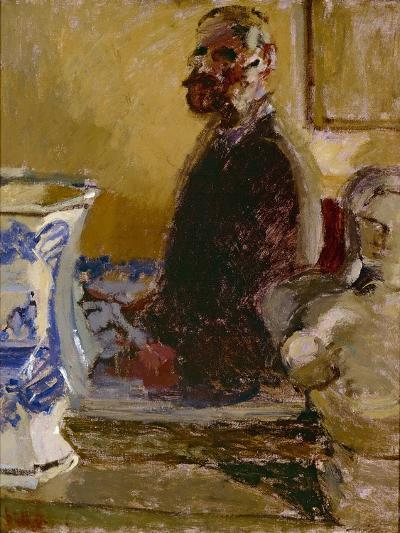The Bust of Tom Sayers; a Self-Portrait, C.1913-15-Walter Richard Sickert-Giclee Print