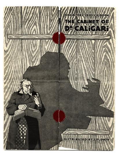 The Cabinet of Dr. Caligari, 1919--Art Print