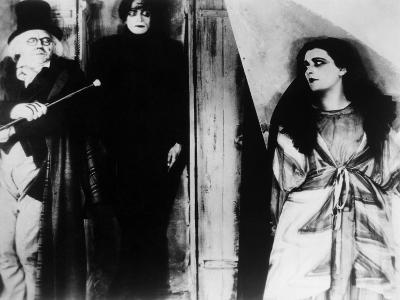 The Cabinet of Dr Caligari--Giclee Print