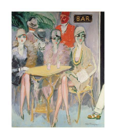 The Cairo Bar, 1920-Kees van Dongen-Premium Giclee Print