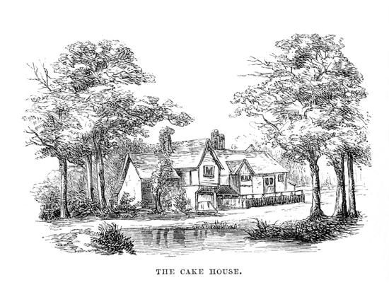 'The Cake House', c1870-Unknown-Giclee Print