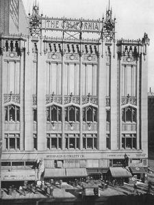 The California Theatre, San Francisco, California, 1922