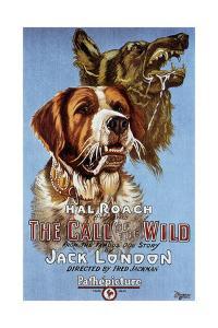 The Call of the Wild De Fredjackman 1923