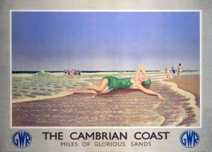The Cambrian Coast, Miles of Glorious Sands GWR