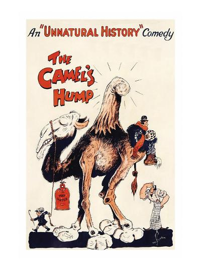 The Camel's Hump--Art Print