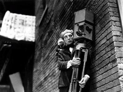 The Cameraman, Buster Keaton, 1928--Photo