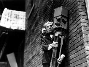 The Cameraman, Buster Keaton, 1928