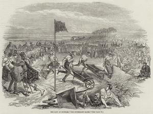The Camp at Chobham, the Sutherland Games