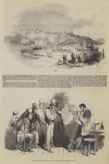 The Canadas--Giclee Print