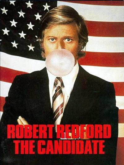 The Candidate, 1972, Robert Redford--Photo