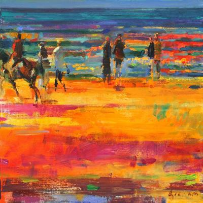 The Canter, Paris Plage-Peter Graham-Giclee Print