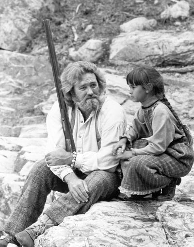 The Capture of Grizzly Adams--Photo