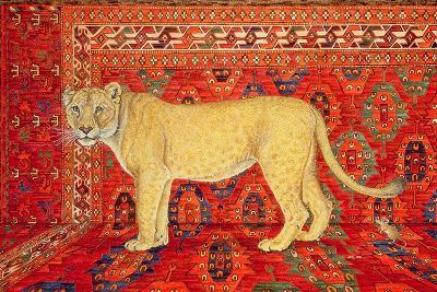 The Carpet-Mouse-Ditz-Giclee Print