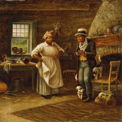 The Carpetbagger-William de la Montagne Cary-Giclee Print
