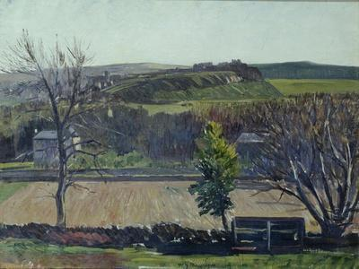 The Carse of Stirling-William York MacGregor-Giclee Print