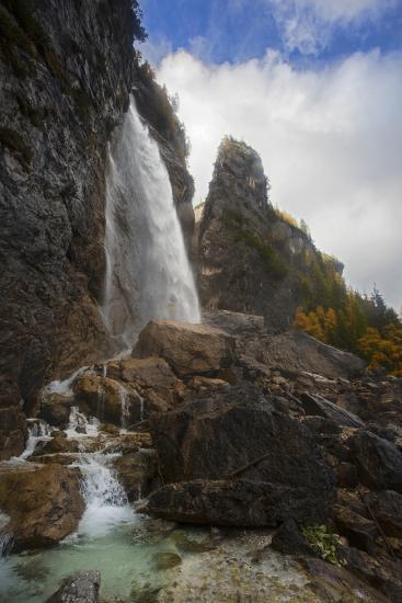 The Cascada Delle Comelle on the Liera River, Near Gares-Ulla Lohmann-Photographic Print