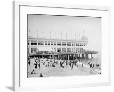 The Casino, Asbury Park, N.J.--Framed Photo