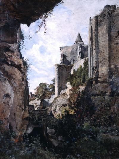 The Castle, 1882-Emmanuel Lansyer-Giclee Print