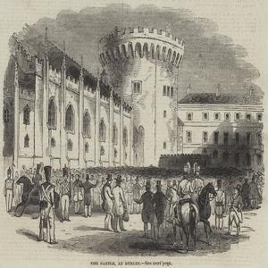 The Castle, at Dublin