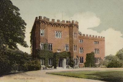 The Castle, Hertford--Photographic Print