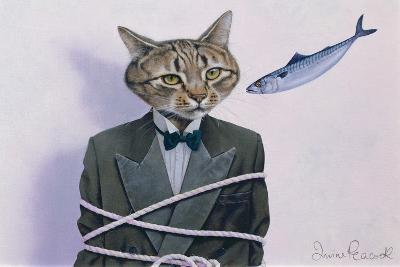 The Cat's Whiskers, 2006-Irvine Peacock-Giclee Print