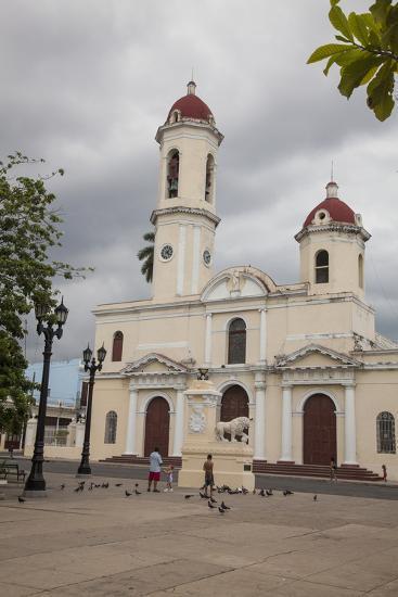 The Catedral De La Purisima Concepcion Built in 1869-Michael Lewis-Photographic Print