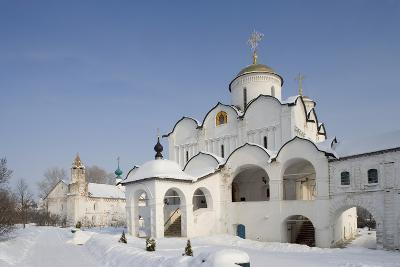 The Cathedral (1510-1518) Within the Walls of the Convent of the Intercession--Photographic Print