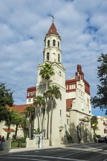 The Cathedral Basilica of St. Augustine, Florida-Michael Runkel-Photographic Print