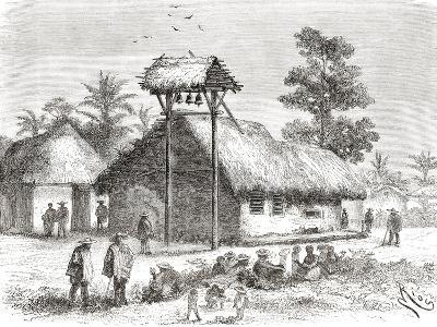 The Cathedral, Los Llanos, Venezuela--Giclee Print