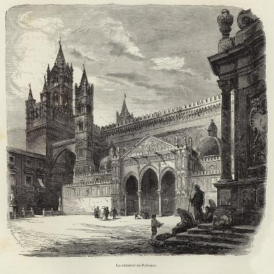 The Cathedral of Palermo-Gustave Bauernfeind-Giclee Print