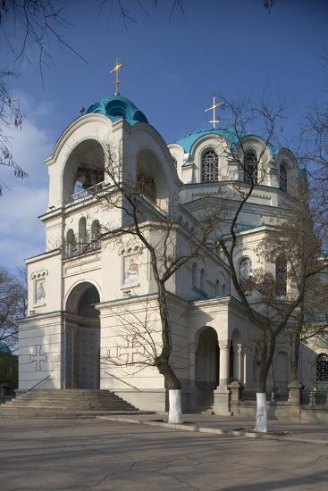The Cathedral of St Nicholas the Miracle Worker (1899), Yevpatoria (Eupatoria), Crimea, Ukraine--Photographic Print