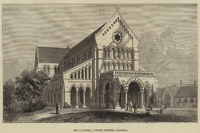 The Cathedral (Trinity Church), Shanghai--Giclee Print