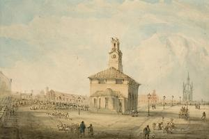 The Cattle Market, Newcastle Upon Tyne