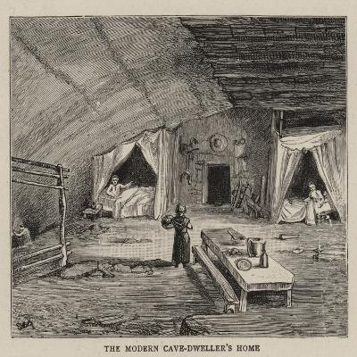 The Cave-Dwellers of the Vezere--Giclee Print