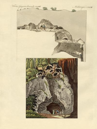 The Cave of Gaillenreuth--Giclee Print